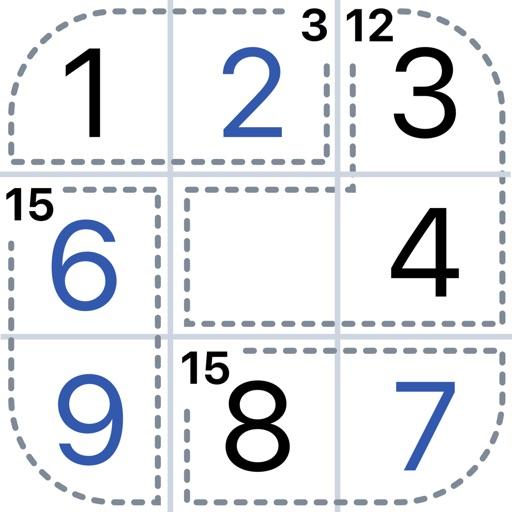 Киллер судоку от Sudoku.com