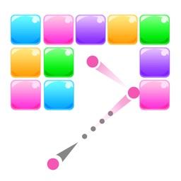 Block Breaker: PonPon Balls