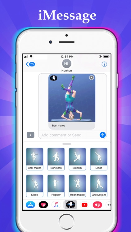 Challenge For Fortnite Dances screenshot-5