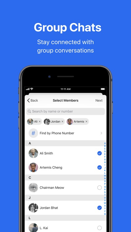 Signal - Private Messenger screenshot-4