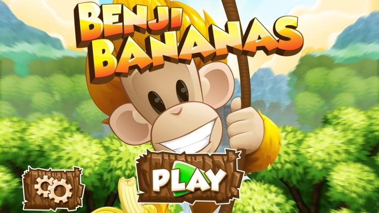 Benji Bananas: Run, Jump, Win