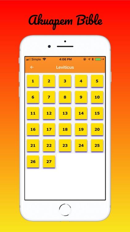 Twi Bible ― Akuapem screenshot-4