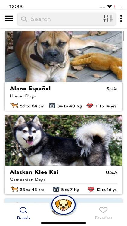 Dogs Pedia: Breed identifier screenshot-6