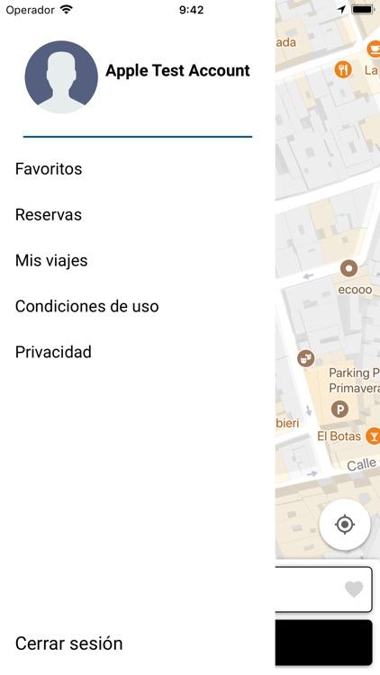 Teletaxi Antofagasta screenshot-4