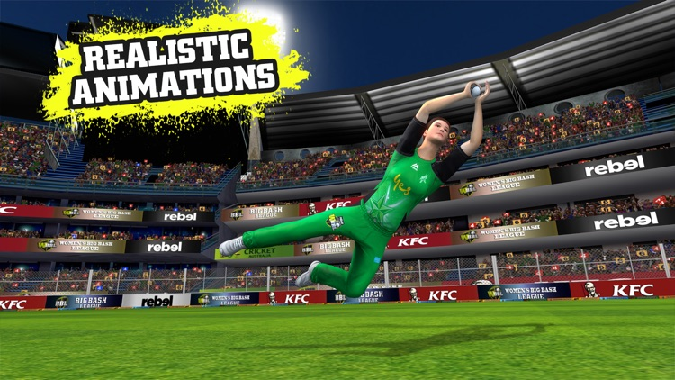 Big Bash Cricket screenshot-6