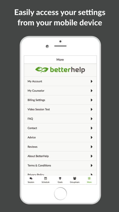 BetterHelp - Online Counseling