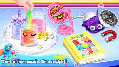 Unicorn Slime: Cooking Games screenshot 4