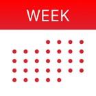 WeekCal for iPad icon