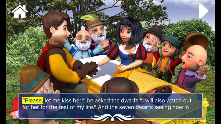 SnowWhite - Book & Games screenshot-5