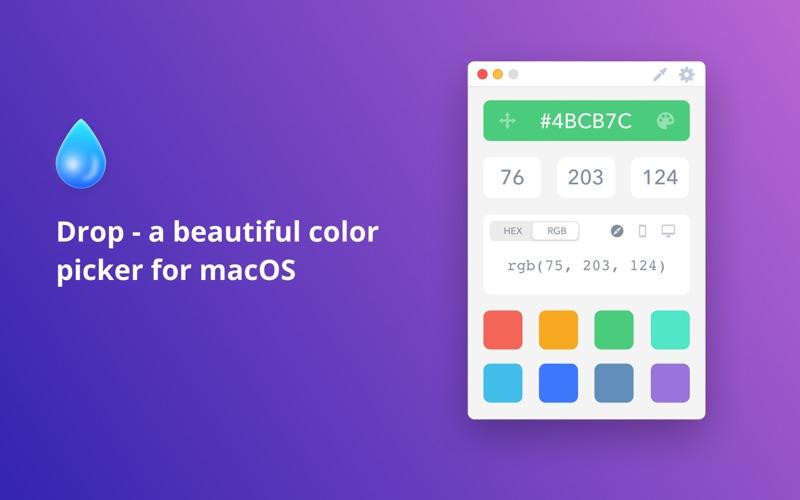 Update: Drop - Color Picker  (Developer Tools)