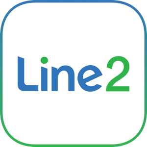 Line2 - Second Phone Number ios app
