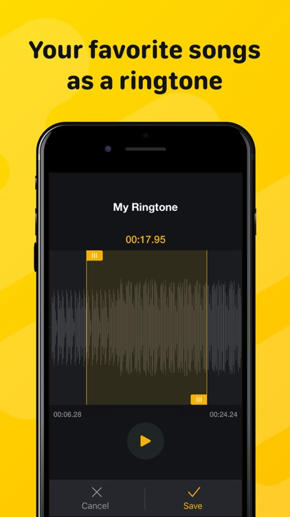 Ringtones for iPhone Mania +