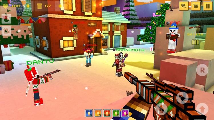 Block Force - 3D FPS Gun Shoot