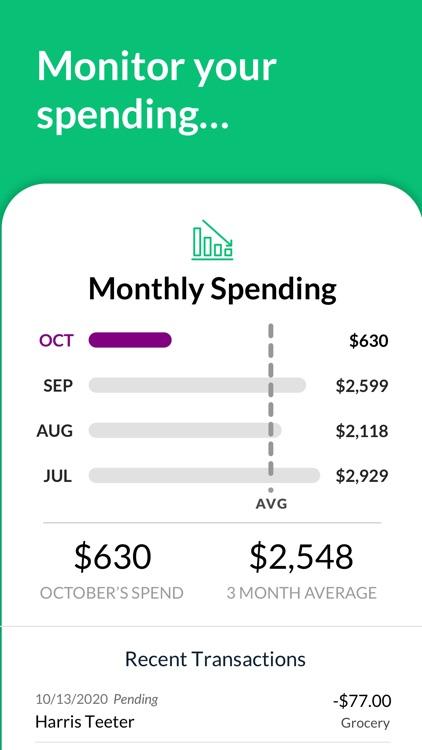 LendingTree: Finance Tracker