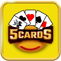5 Cards - Multiplayer