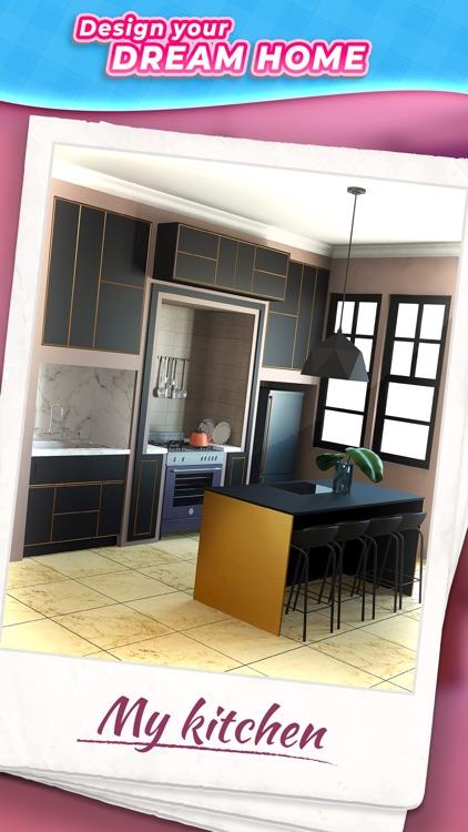 Word Mansion - Words & Design screenshot-5