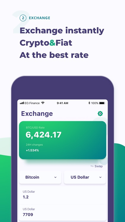 EO.Finance: Crypto Wallet screenshot-2