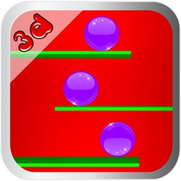 Top Free Falldown 3d - Gravity based falling of marbles ball,your target is to oppose force of speedy ball