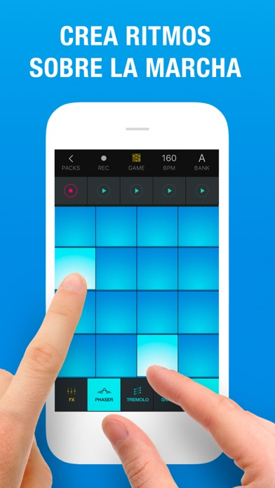Screenshot for Beat Maker Go: Crear Música DJ in Chile App Store