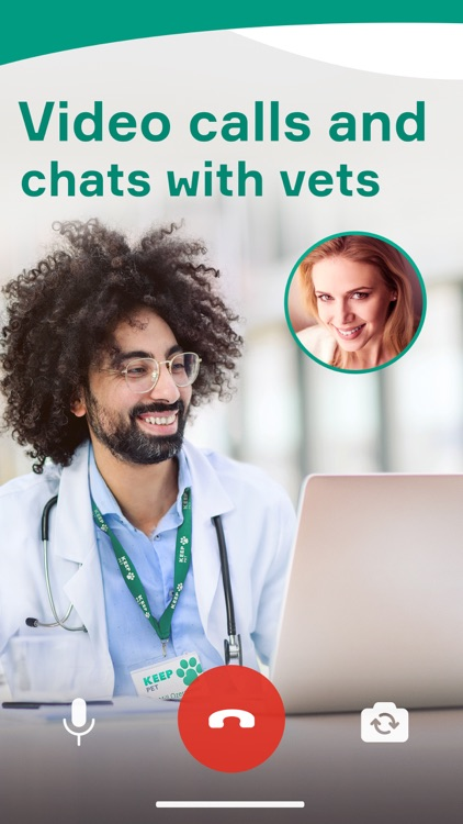 KeepPet - Online Vet for a Pet
