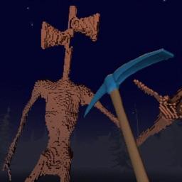 Pixel Miner: Siren Monster