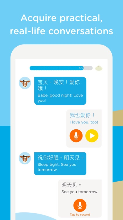 Chineasy: Learn Chinese easily screenshot-6