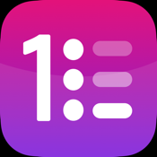 One List - Prioritized To-Do List & Task Manager icon