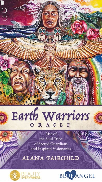 Earth Warriors Oracle Cards screenshot 7