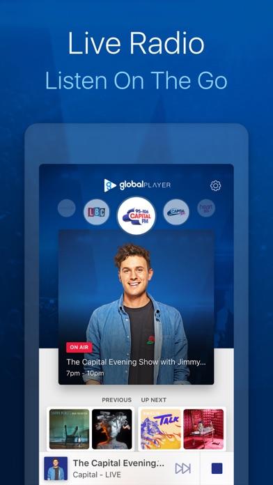 Capital FM screenshot two