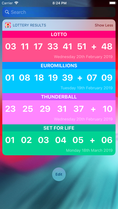 Lotto Lens for Pc - Download free Lifestyle app [Windows 10/8/7]
