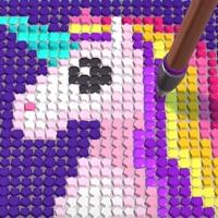 Diamond Painting ASMR Coloring free Resources hack