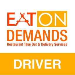 EAT ON DEMANDS DRIVER