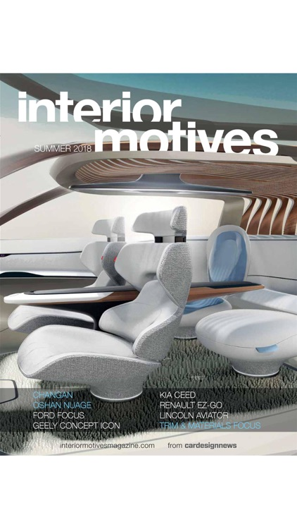 Car Design & Interior Motives