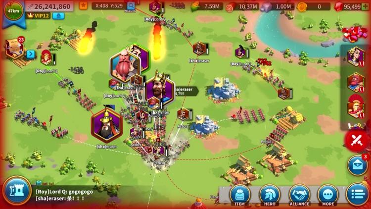 Rise of Kingdoms screenshot-7