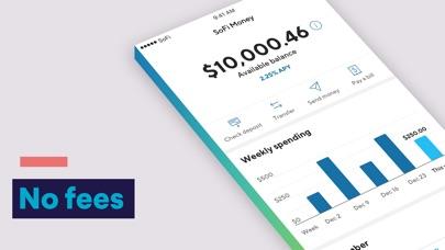Screenshot for SoFi: Mobile Finance & Money in United States App Store