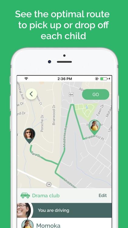 GoKid Carpool Organizer screenshot-6