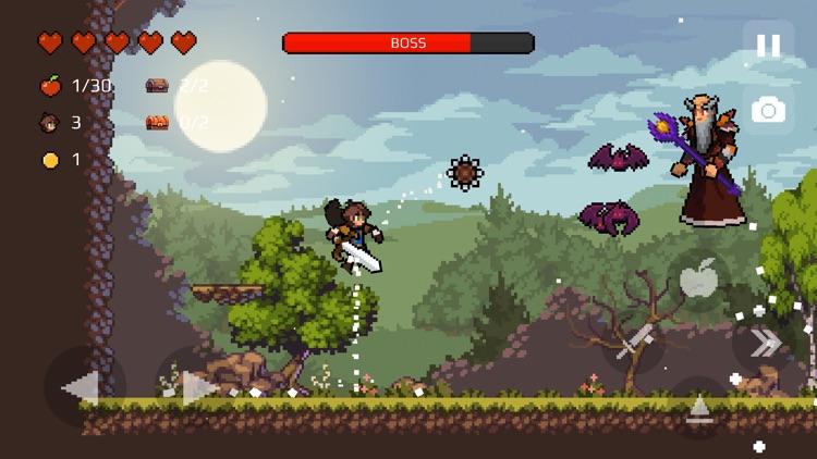 Apple Knight screenshot-6