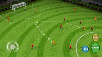 Soccer League : Football Games screenshot #2
