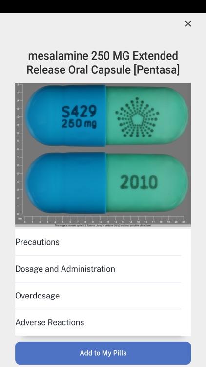 Smart Pill ID screenshot-8