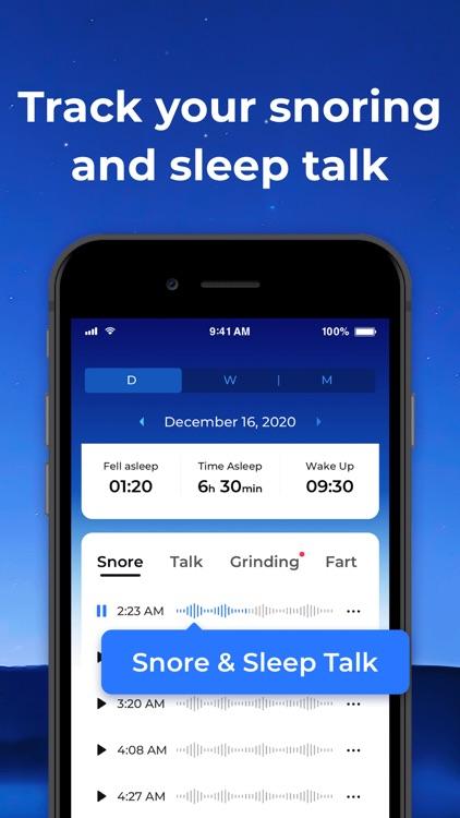 Sleep Sounds, Tracker: ShutEye screenshot-4