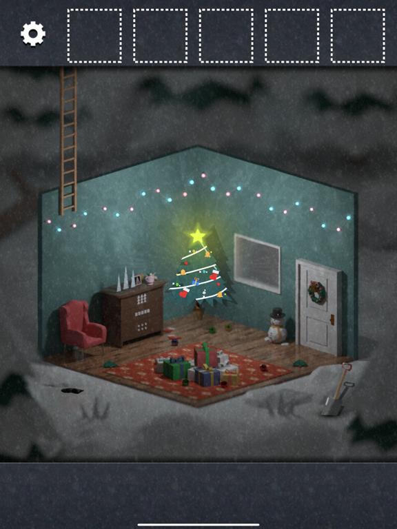 クリスマスの夜に 〜脱出ゲーム〜のおすすめ画像1