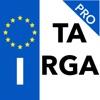 iTarga Pro - License Plate