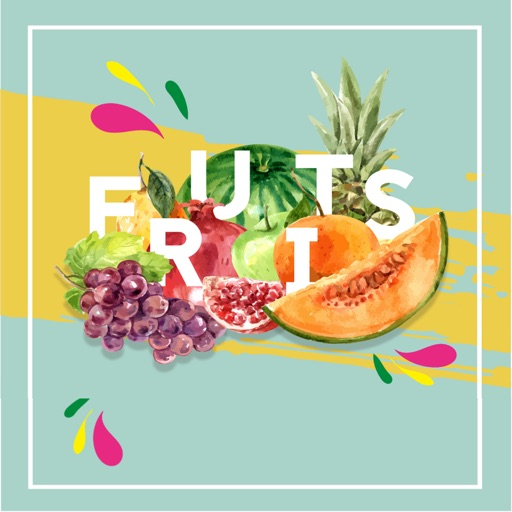 Count And Answer On Fruits icon