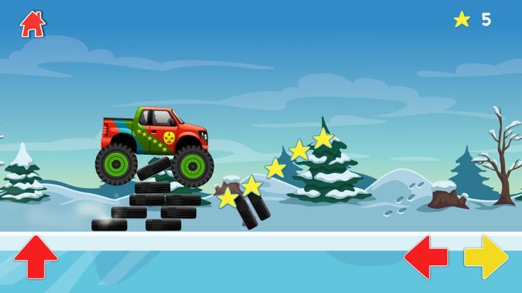 Monster Trucks for Babies screenshot-4