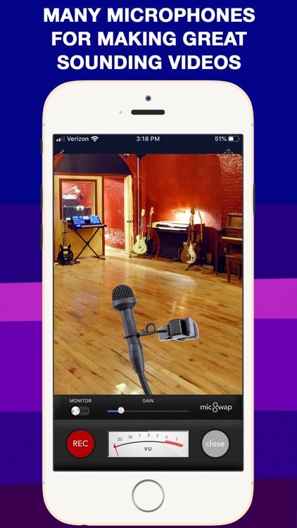 MicSwap MultiTrack Pro: Studio screenshot-4