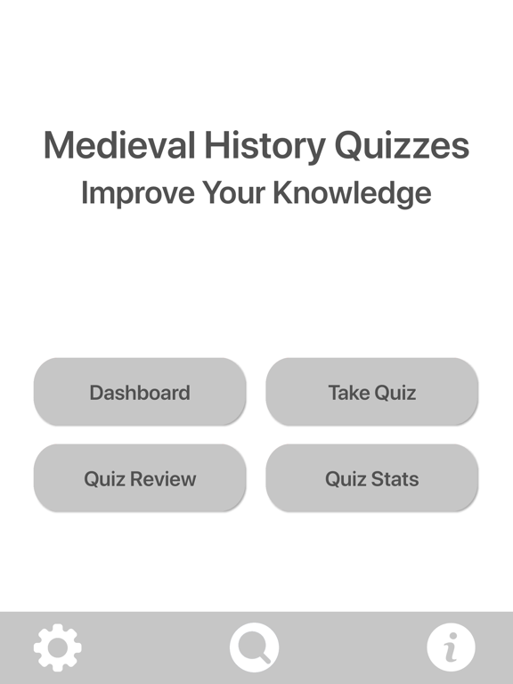 Medieval History Quizzes screenshot #1