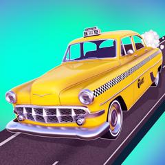 City Taxi Sim 2018