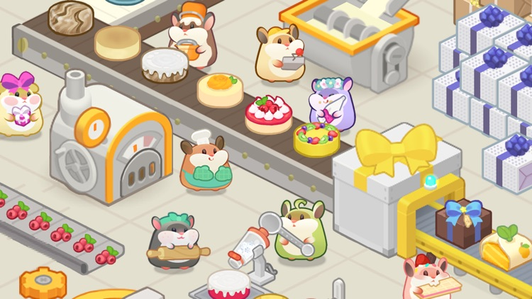 Hamster Tycoon : Cake Maker screenshot-2