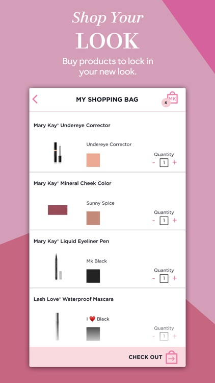 Mary Kay® MirrorMe screenshot-5