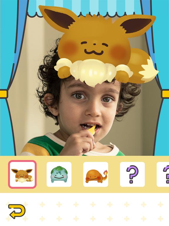 Pokémon Smile iPad app afbeelding 5